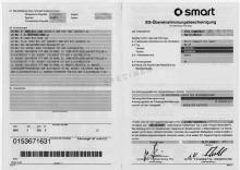 coc Smart certificate of conformity